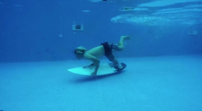 John John Florence duck dive