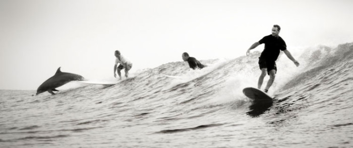 Not your typical surf in Texas