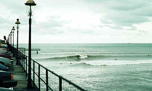 Texas surf spot