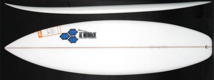 Channel Islands Dagger surfboard review