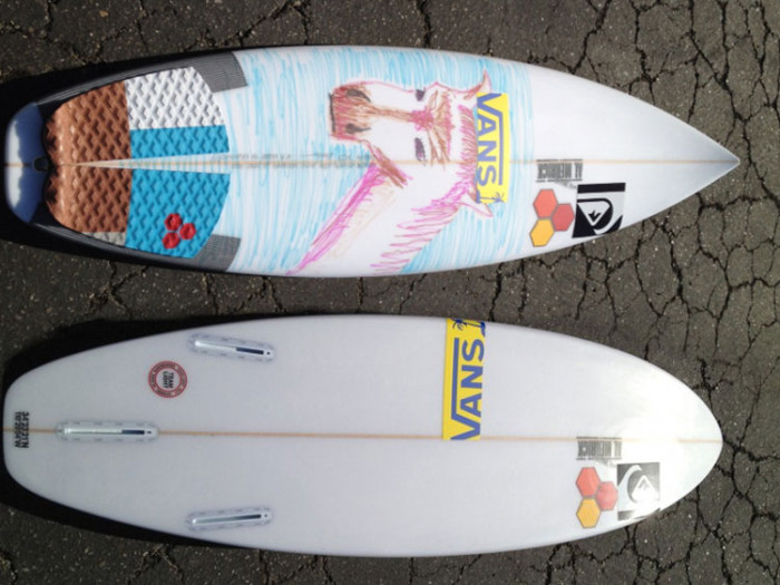 Channel Islands DFR Surfboard Review