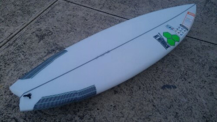 Channel Islands Weirdo Ripper Surfboard Review