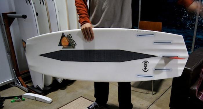 Firewire Tomo Vanguard Surfboard Review