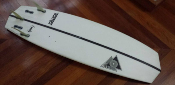 Firewire Vader Surfboard Review