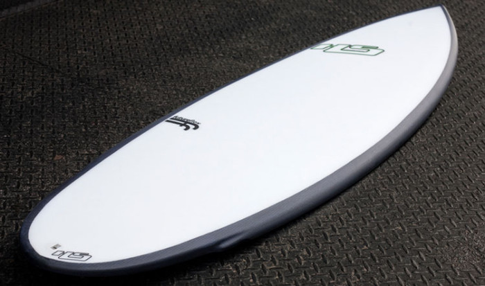 Haydenshapes Shred Sled surfboard review