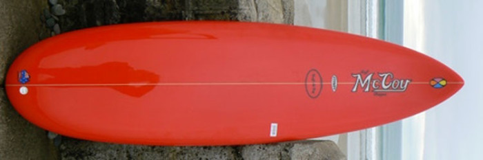 McCoy Nugget surfboard review