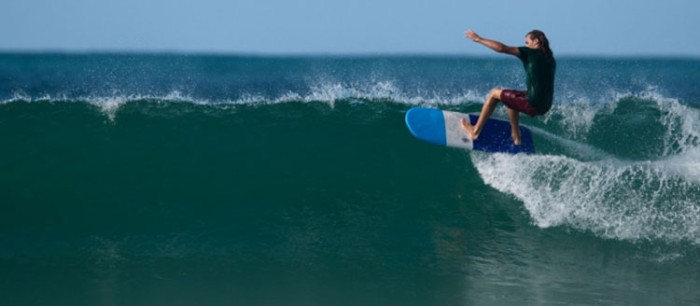Seaglass Albacore surfboard review