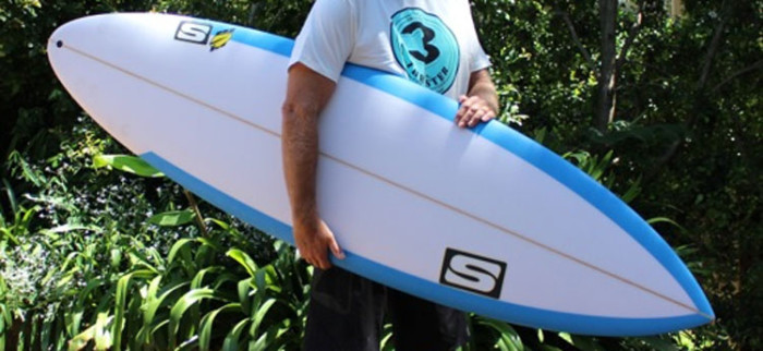 Simon Anderson Face Dancer surfboard review