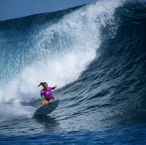 Sally Fitzgibbons, Fiji Women's Pro
