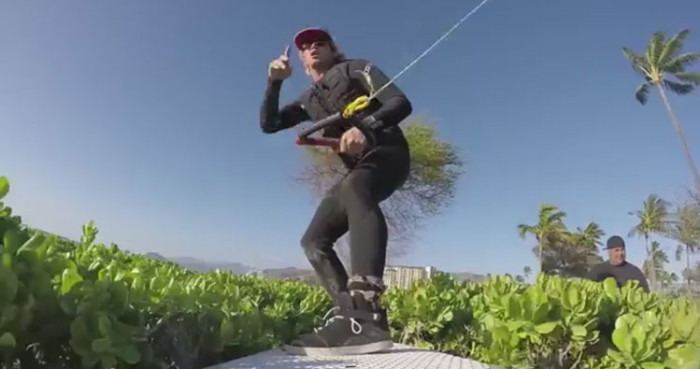 Surfing clips