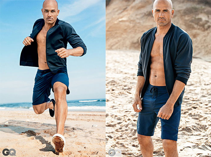 Kelly Slater wearing Outerknown