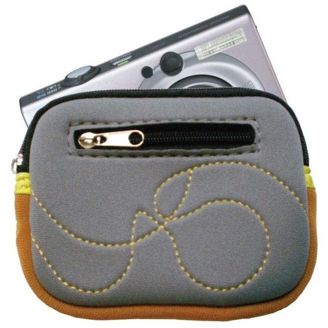 Wetsuit camera case