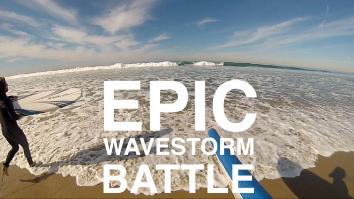 Epic Wavestorm Battle