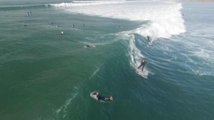 Surfing Tourmaline