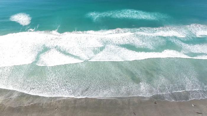 Black's Beach Barrels