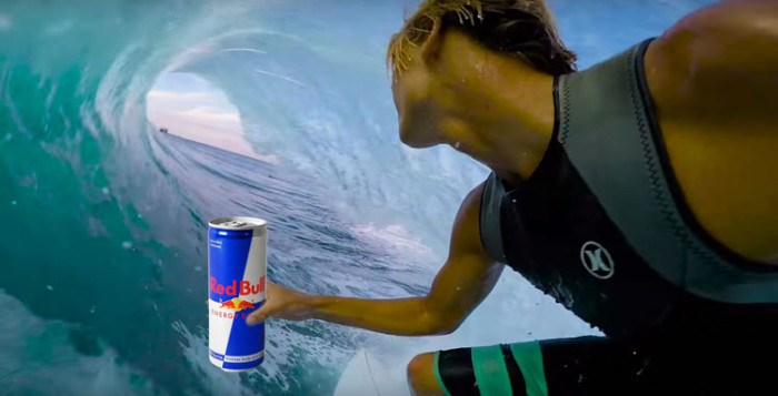 GoPro and Red Bull partnership