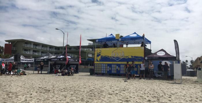 SunDiego Am Slam Surf Contest