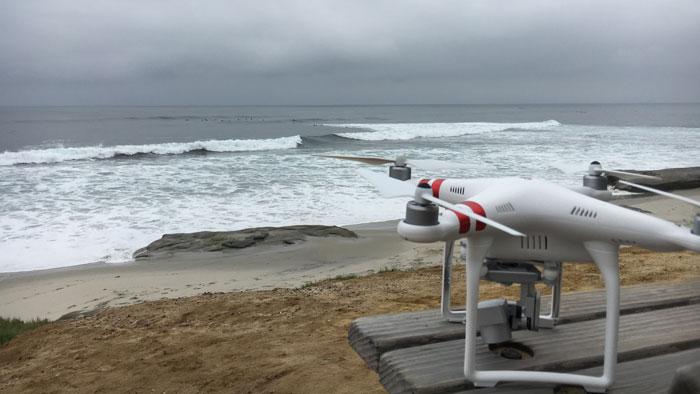 Windansea drone