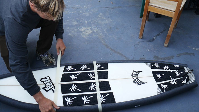 Packing Surfboard for Airplane Travel