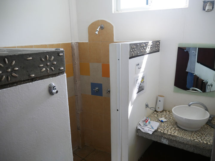 Casa Mirador bathroom