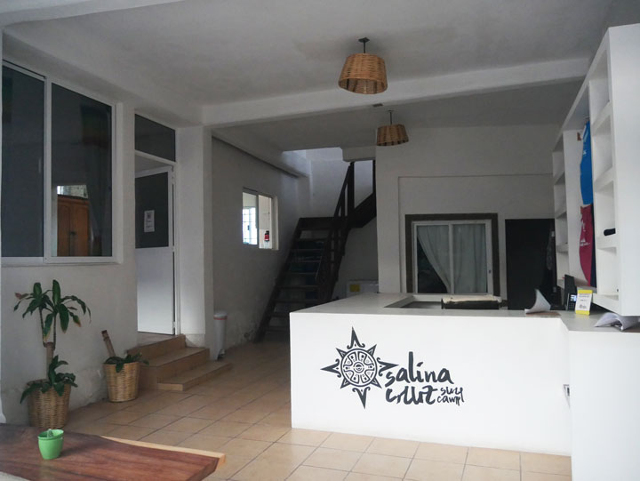 Casa Mirador surf camp