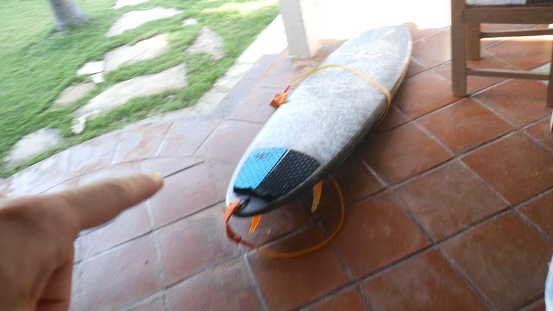 Bali surfboard rental