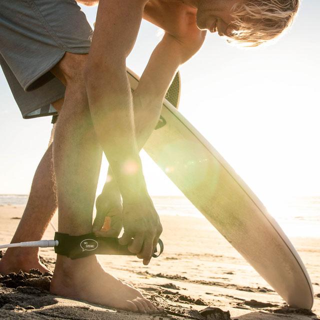 Ankle Cuff Leash