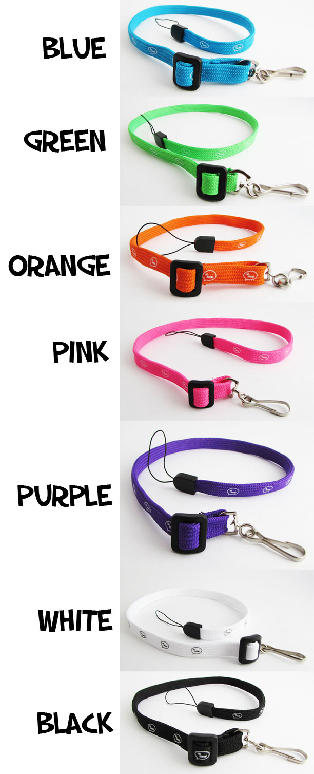 Leash colors