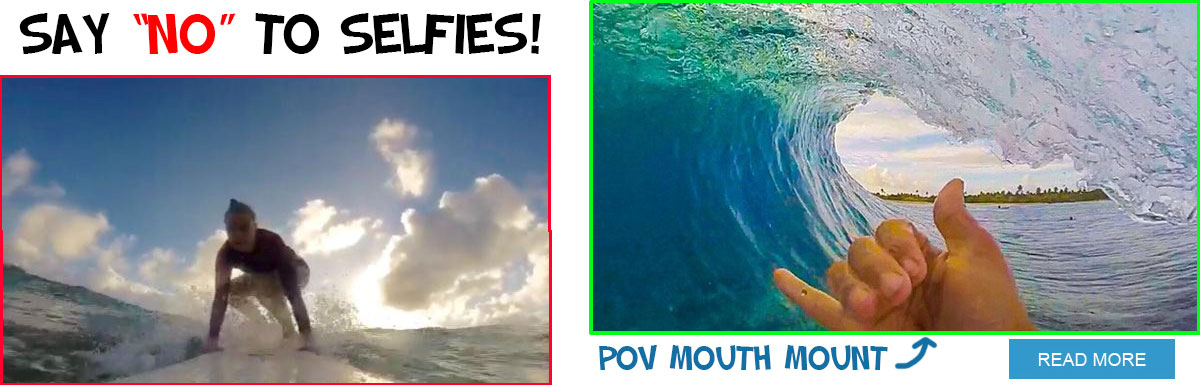 GoPro Mouth Mount