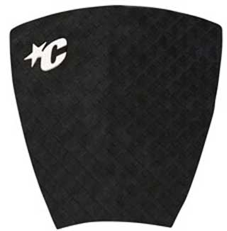 1-piece surfboard traction pad
