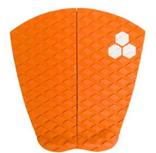 2-piece surfboard traction pad